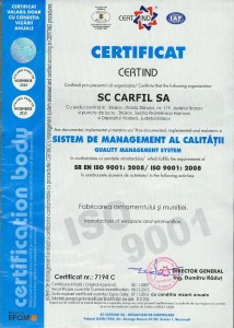 CERTIFICAT-CARFIL-CERTIND 2013